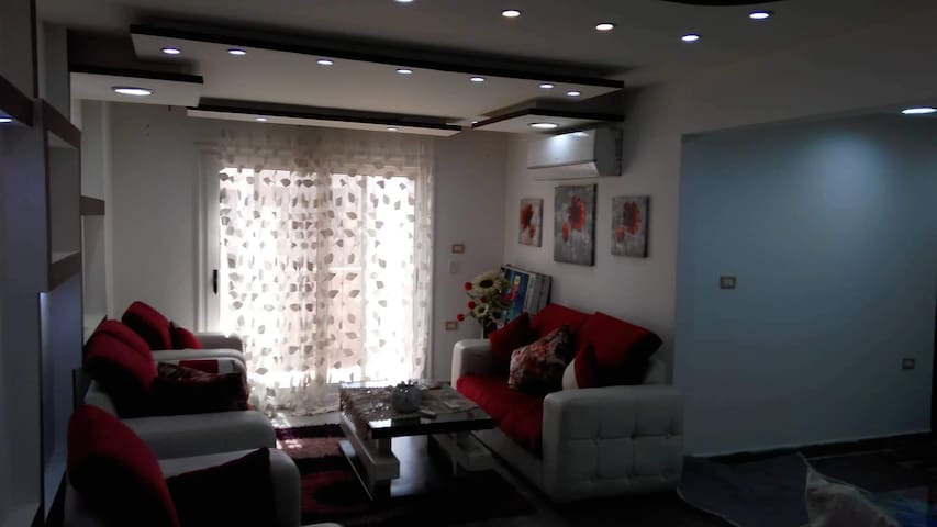 Laxury appartment in Madinty egypt9 min to airport