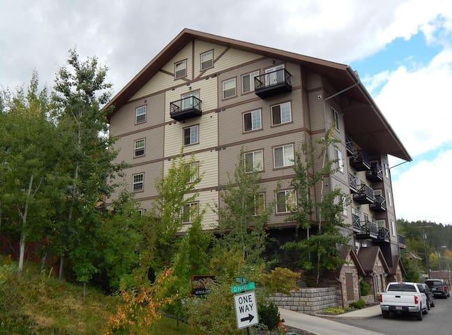 Cozy Kellogg Condo - Ski, Hike, Bike, Swim, Eat! - Kellogg - Condominium