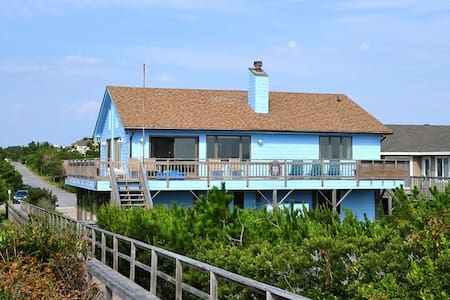 Oceanfront Beach Home - Duck