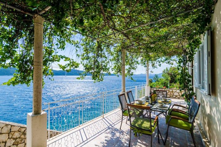 Seaside house near Dubrovnik