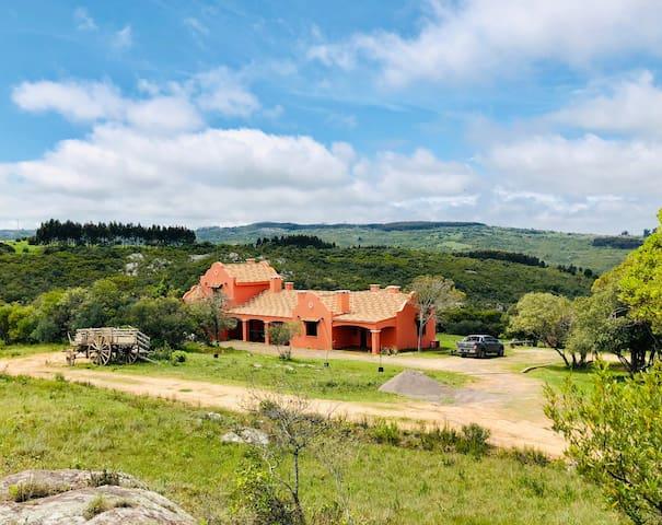 CHALET PRINCIPAL  - Cabaña las Cascadas - El Edén