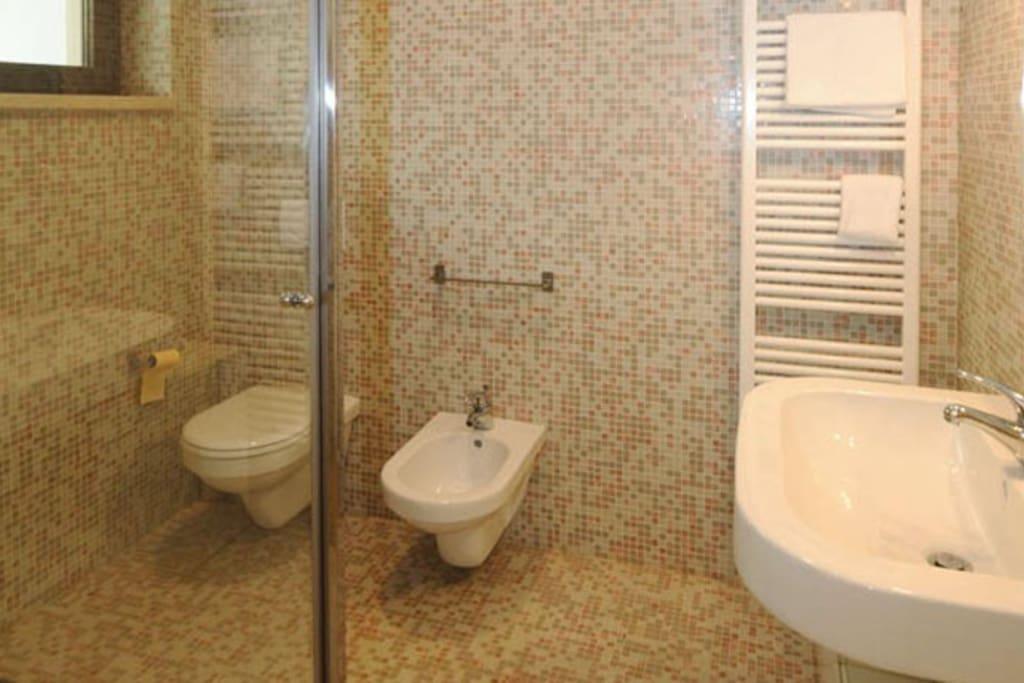 bagno corridoio