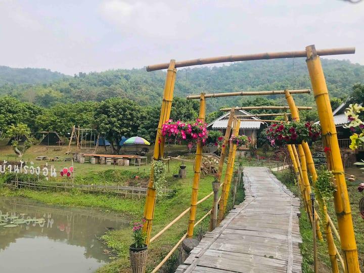 Baan Rai Ing-Aoon Farmstay.
