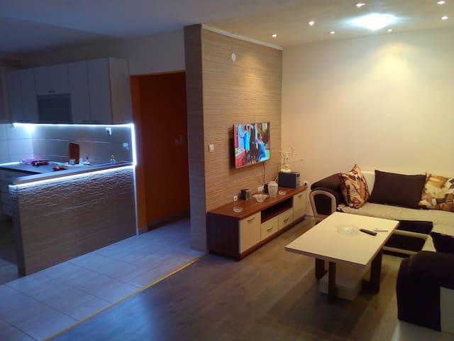 New apartment 50 m2
