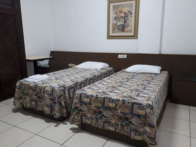 Apartamento mais central de Joinville
