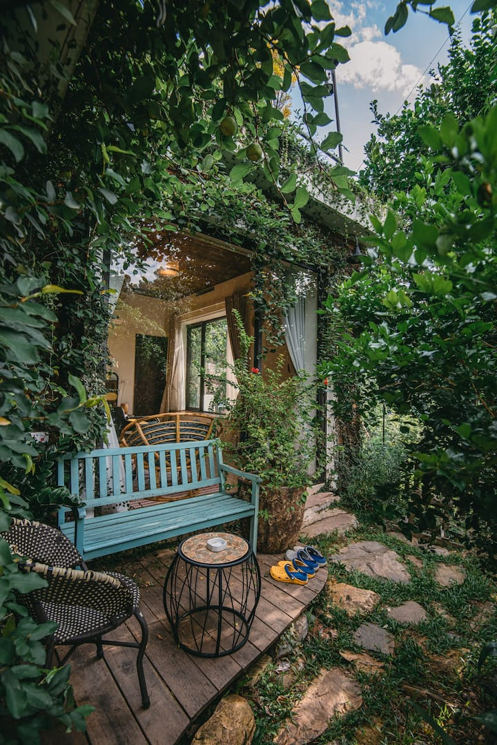 Nha Ben Rung (U Lesa) - Green House