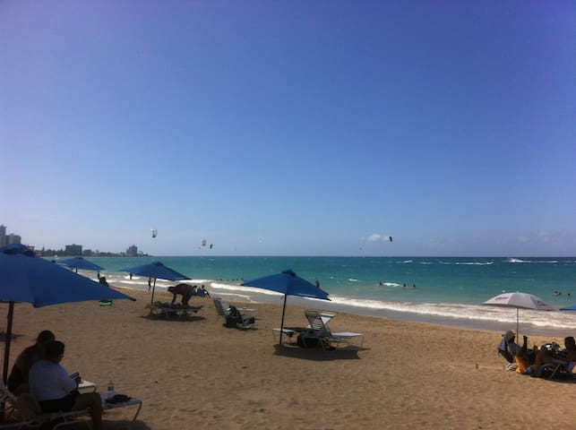 Isla Verde Beach Apartment