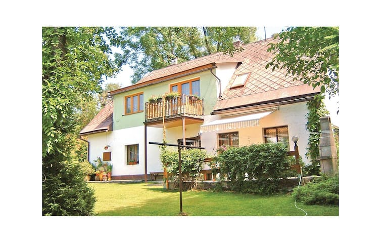 Holiday cottage with 4 bedrooms on 151 m² in Horni Lanov