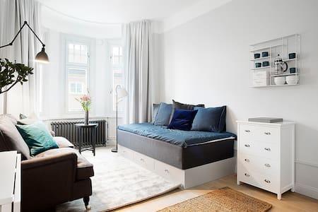 Luxurious Central Studio Apartment - สตอกโฮล์ม - อพาร์ทเมนท์