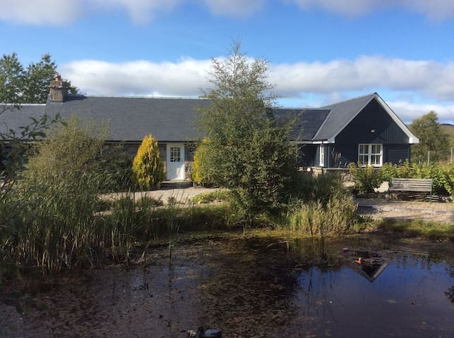 Ceànna Ffordyt Cottage Loch Ness - Drumnadrochit - Bed & Breakfast