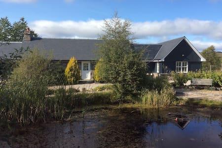 Ceànna Ffordyt Cottage Loch Ness
