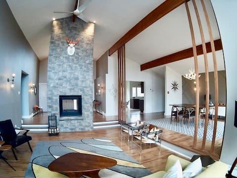 The Creation Lounge Retreat