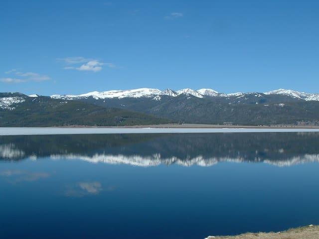 """The Lake"""
