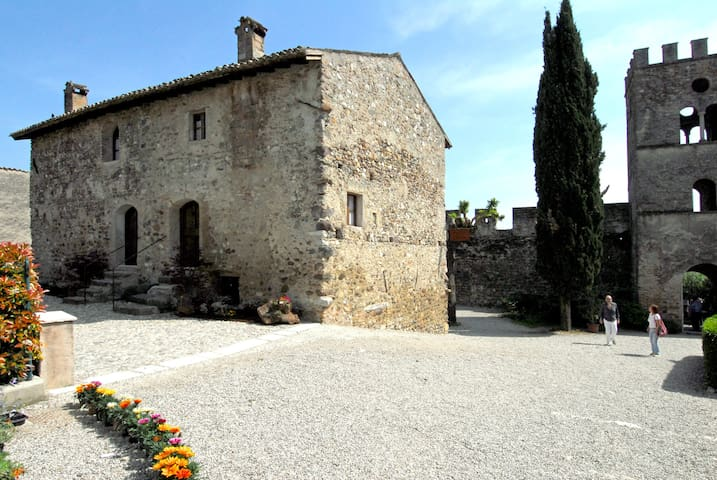 Antica Dimora dell' Ortolano - Castellaro Lagusello - Appartement