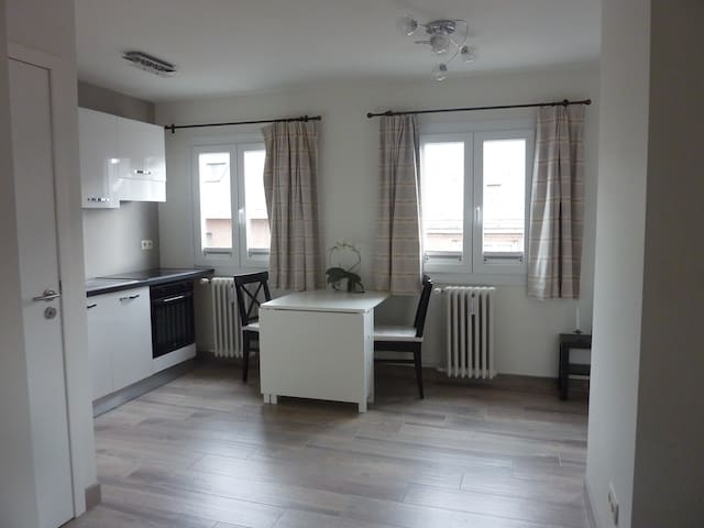 Agréable studio en plein centre ville - Namen - Appartement