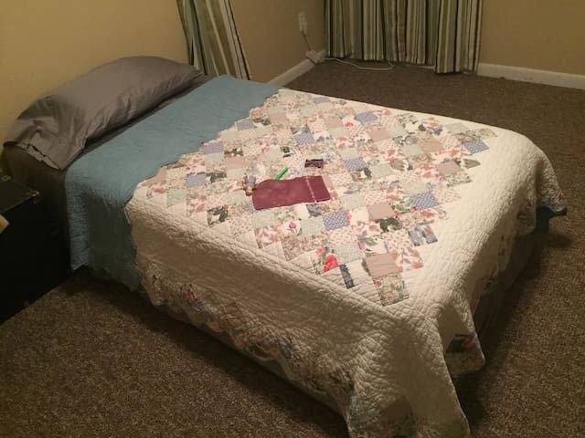 Quiet home/Comfy Room