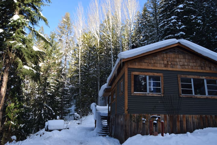 Cozy Kootenay Cabin, just above town. - Nelson - House