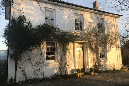 St Buryan house a lovely place with your own space