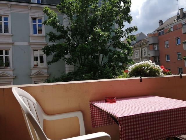 Rhein View Appartment