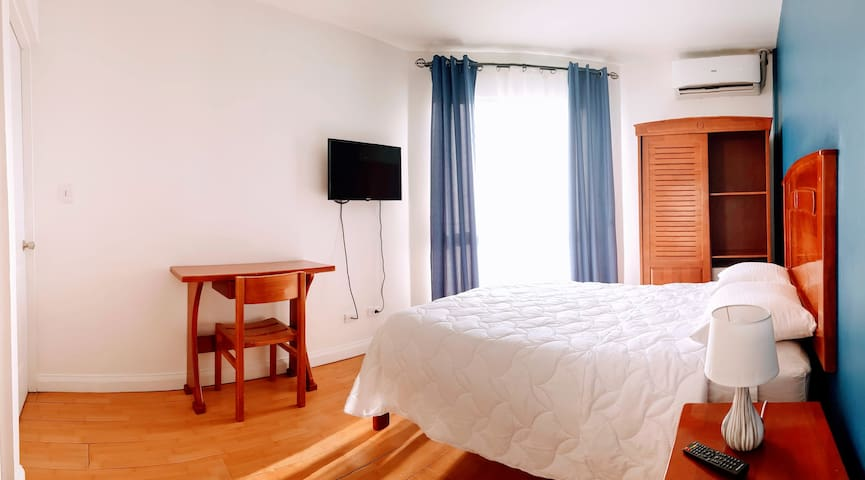 Double Room, 1 Queen Bed, Park View