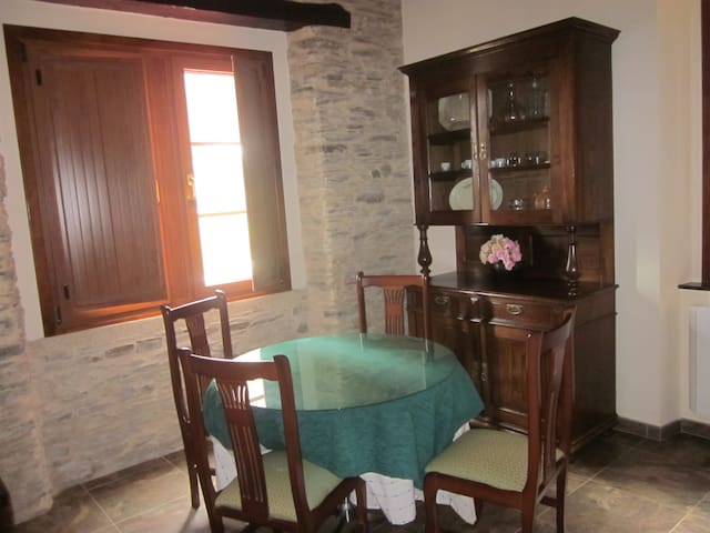 Casa rural en Bordón, Lourenzá - Lourenzá - Ev