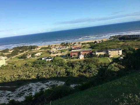 Apartamento aconchegante próximo a dunas e praia