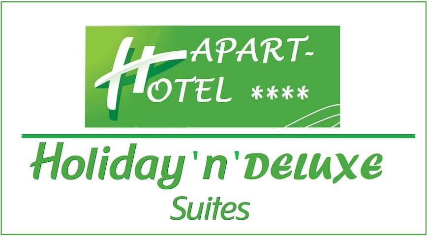 Skopje Holiday'n'Deluxe Suites 2