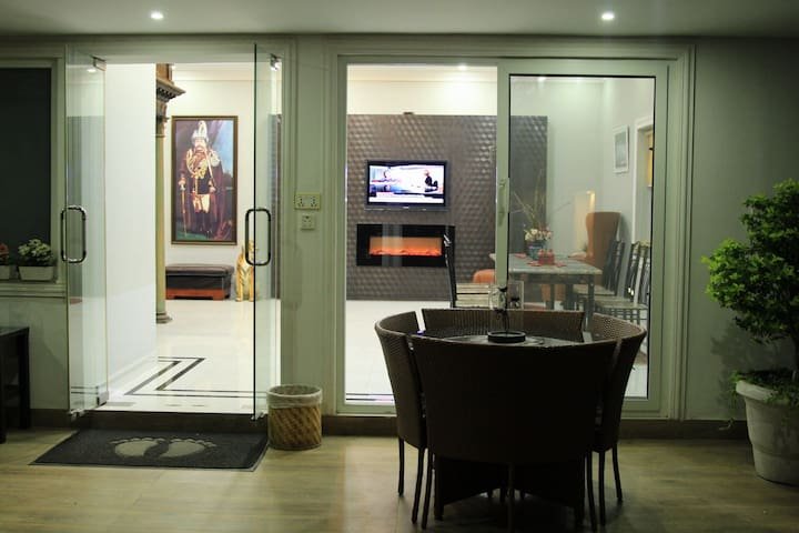 Lazimpat Luxury Penthouse Suite