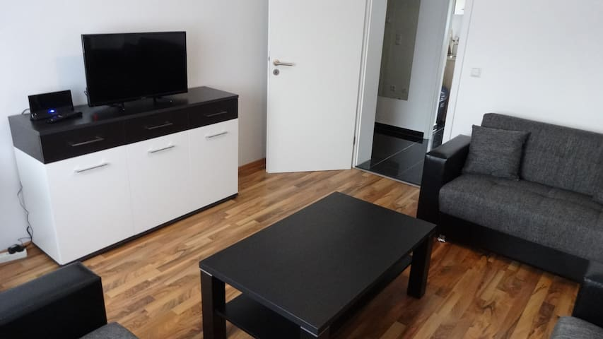 Apartment for 4 Persons - Messe Nord
