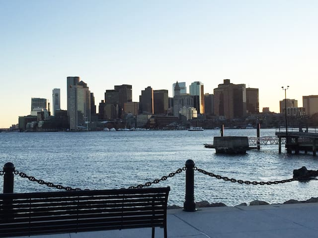 Charming apartment on convenient location - Boston - Apartament
