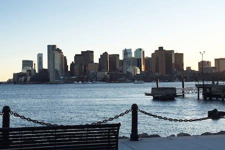 Charming apartment on convenient location - ボストン - コンドミニアム