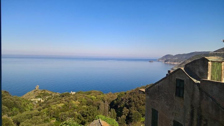 Appartement de charme dans le Cap Corse