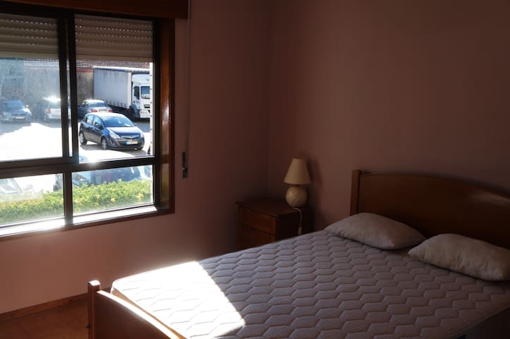Master room near mall Parque and Hospital SJ