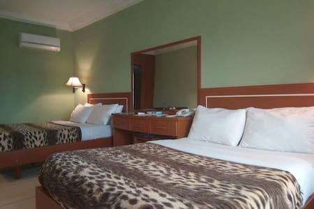 Asaa Pyramid Hotel - Twin Deluxe Room
