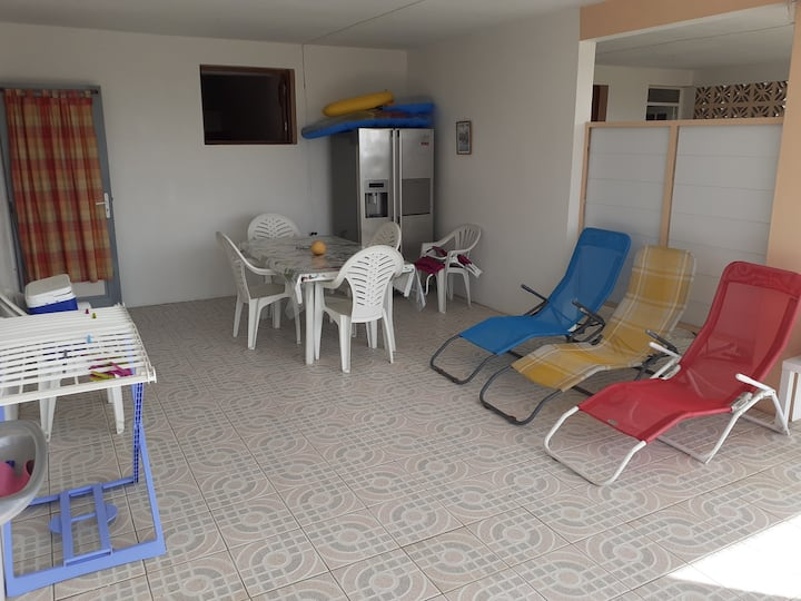 appartement Bougainvillier