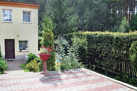 Holiday cottage with 2 bedrooms on 48m² in Koscierzyna