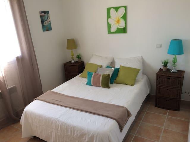 2 Chambres privées dans villa proche nature - Ventiseri - Pousada