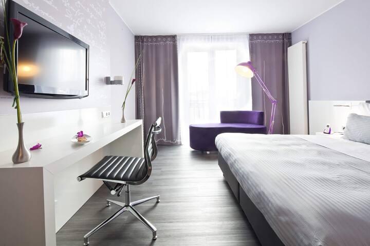 Stay Stylish in Wolfenbüttel 2 (Rilano 24/7 Hotel)
