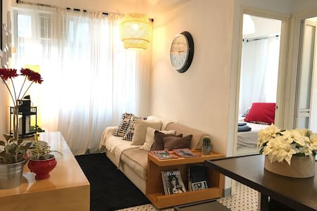 Styled Apartment in the heart of HK.- Wanchai - Hongkong