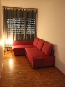 Chambre/Appartement spacieux - Meyrin