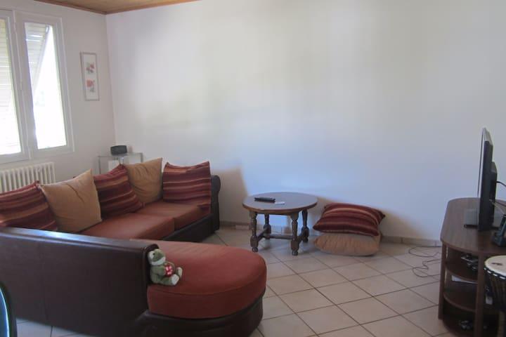 Appt T3 dans résidence calme à 10mn du centre - Barberaz - Pis