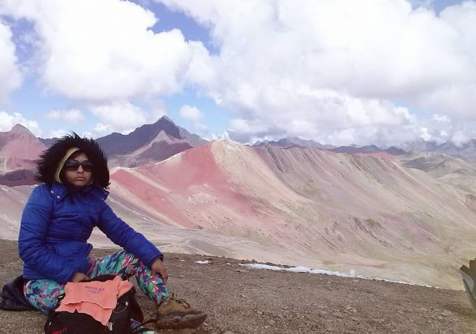 Rainboad Mountain. Full day tour, we are operators us ask