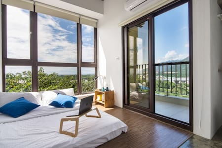 【Be my guest】SAPAHSuliGuesthouse。Silung wz seaview