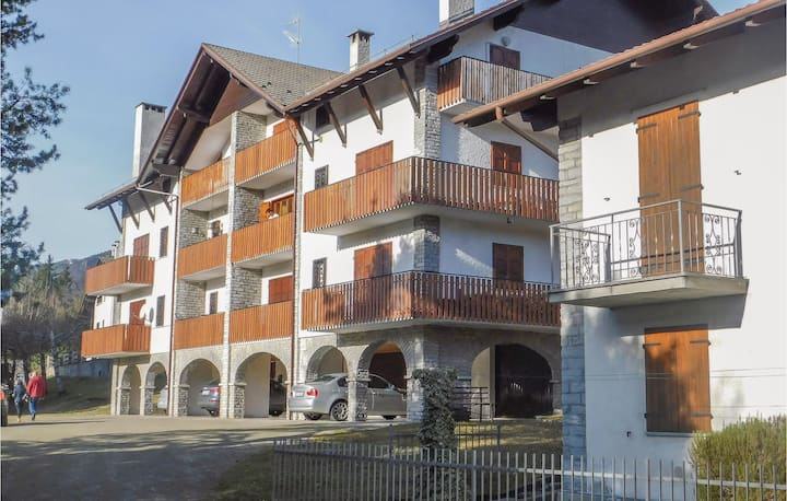 Holiday apartment with 2 bedrooms on 45m² in Vocogno (VB)