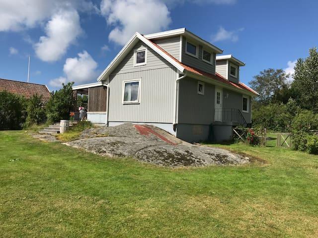 Eget hus nära Stråvalla Strand