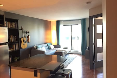 Trendy, newly-renovated 1 bdrm condo in Bridgeland - Calgary