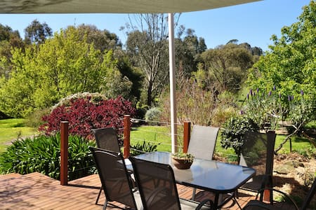 Fireside: a country retreat for groups & families - Buninyong