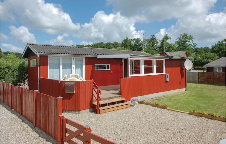 Holiday cottage with 2 bedrooms on 52m² in Haderslev