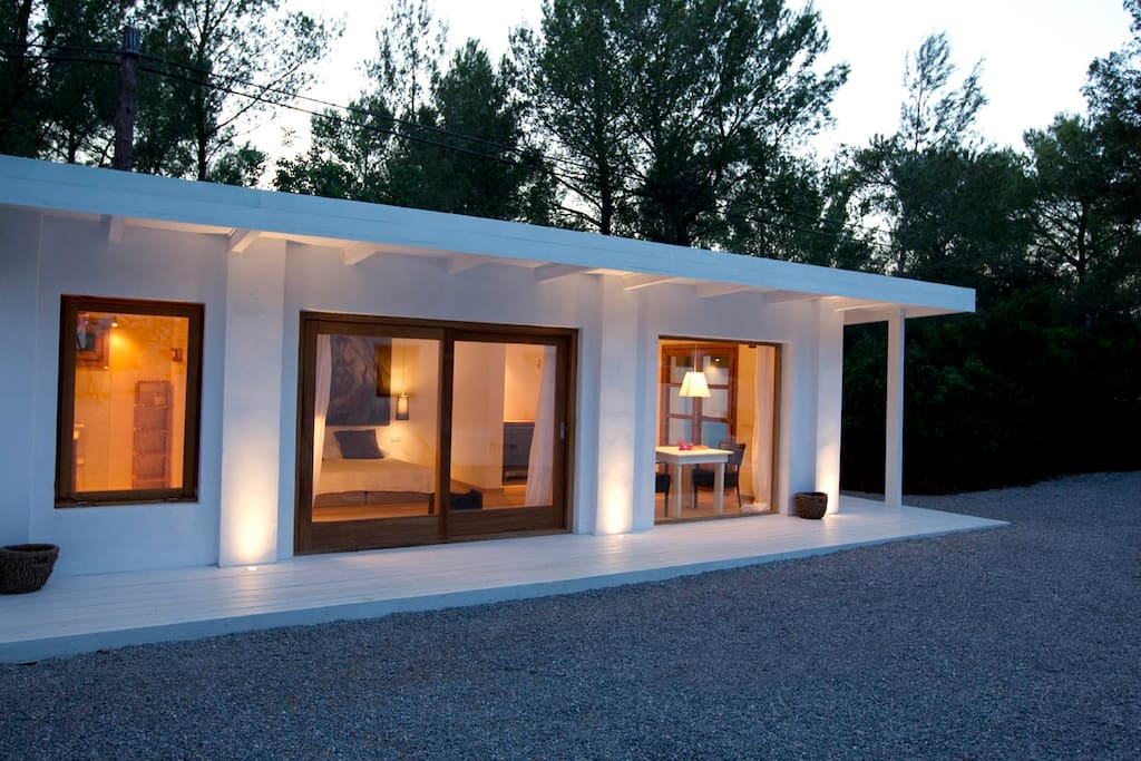 country guest house in a big property - Guesthouse for Rent in ibiza, Spain, Spain