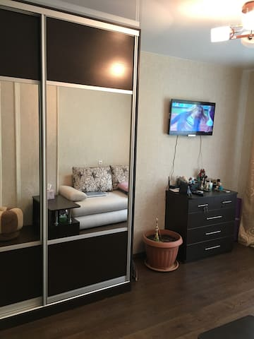Quite apartment (милое гнездышко) - Vladivostok - Apartemen